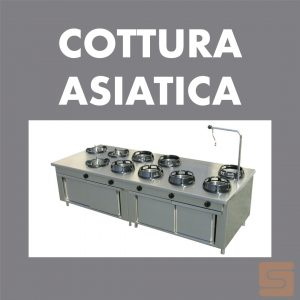 Cottura Asiatica